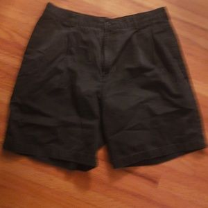 Perry Ellis pleated  shorts